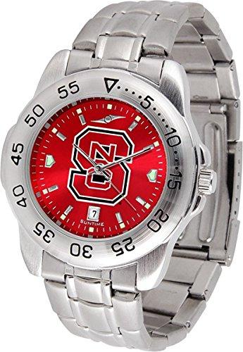 NCAA North Carolina State Wolfpack AnoChrome Sport Watch -