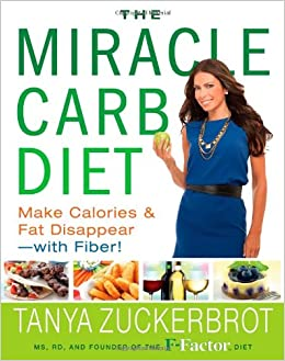 miracle carb diet recipes