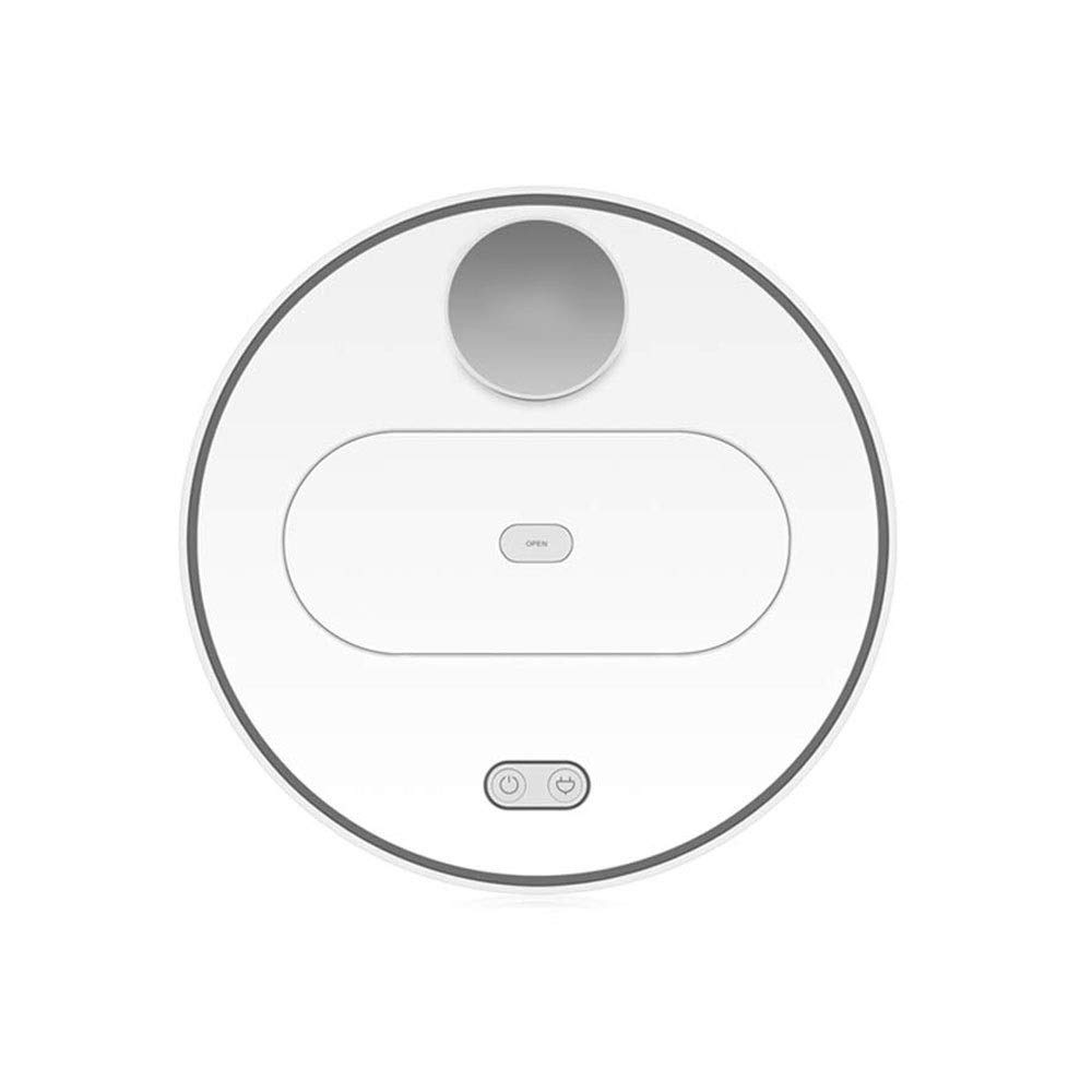 DWLXSH Smart Robotic Vacuum Cleaner Higher Suction Power Automatic Remote Control Cleaning Suitable for Carpet Floors Pet Hair Cleaning High-efficiency Washable Filter Screen Blocking 99 Percent of Du