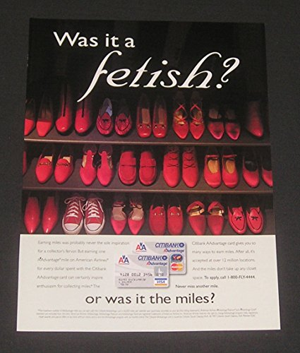 1997-print-ad-citibank-credit-card-womans-collection-of-red-shoes-was-it-a-fetish-or-the-miles-origi