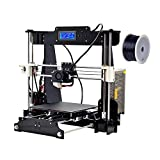 Reprap Prusa i3 DIY Personal 3D Printer WITH FREE FILAMENT | Prints ABS PLA WOODPOLY PVA NYLON LUMINESCENT PP TPU