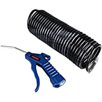 PowRyte Basic Pistal Blow Gun & Recoil Hose Kit