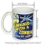 Vintage Horror Movie COFFEE MUG I Walked with a Zombie