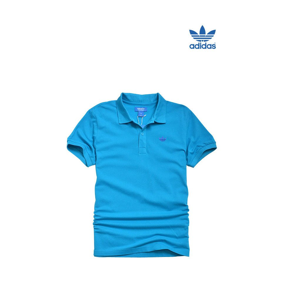 adidas Originals Pique Polo para Hombre (d89842) – Turquesa ...
