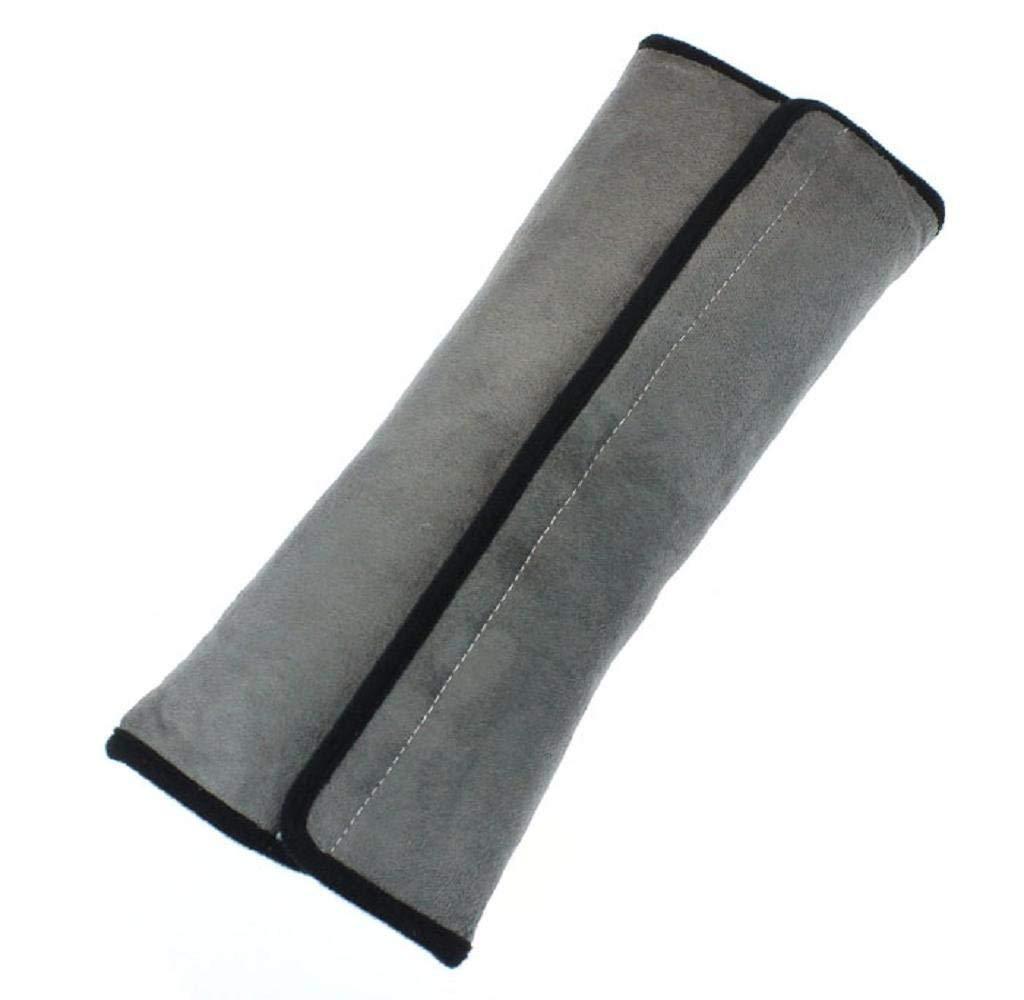 R/égler v/éhicule Coussinets d/épaule Aeromdale pour ceinture de s/écurit/é Oreiller Lot de 2 Peluche Auto couvertures de sangle de ceinture de s/écurit/é appuie-t/ête