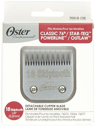18 blade oster 76 - 1