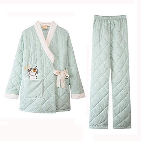 Bathrobe NAN liang Autumn and winter pajamas 26393ffd8