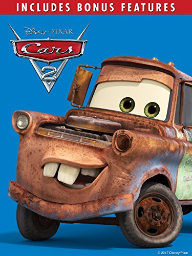 DVD : Cars 2 (Plus Bonus Content)