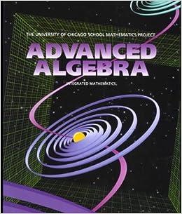 ucsmp advanced algebra answer key