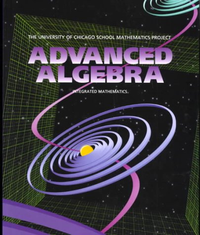UCSMP Advanced Algebra (University of Chicago School Mathematics Project)
