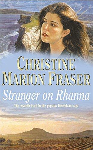 book cover of Stranger on Rhanna