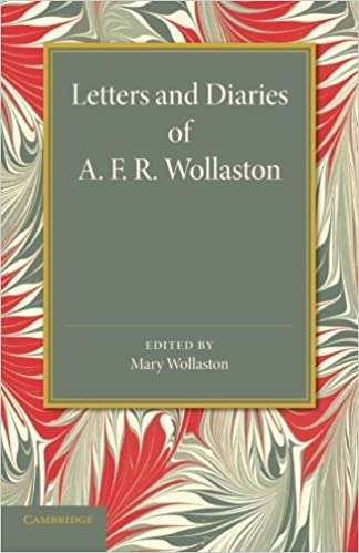 Como Descargar Libros En Letters And Diaries Of A. F. R. Wollaston Epub Gratis 2019