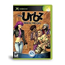 URBZ SIMS IN THE CITY - Xbox