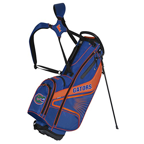 Golf Nylon Gators Florida - Team Effort Florida Gators Gridiron III Stand Bag
