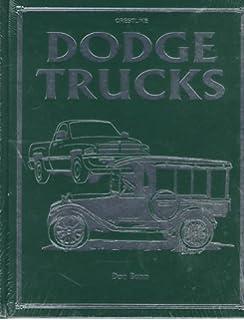 Ford Trucks Since 1905 Crestline Series Wagner James K 9780879389062 Amazon Com Books