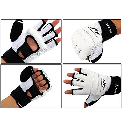 Taekwondo Half finger Mitts Boxing kick  - Double Cushion Adult Mouth Guard Shopping Results