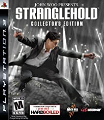 Stranglehold Collector's Edition (Includes Hard Boiled) - Playstation 3