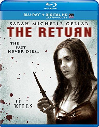 Blu-ray : The Return (Ultraviolet Digital Copy, Digital Copy, Snap Case)