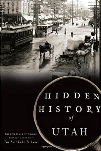 Hidden History of Utah Cover