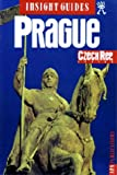 Insight Guides Prague by Joachim Chwaszcza front cover