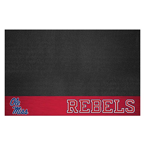 NCAA University of Mississippi (Ole Miss) Rebels Grill Mat Tailgate Accessory