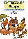 Dictionnaire bilingue français/langue des signes pour enfants par Gutierrez