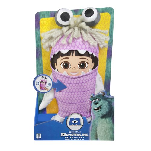 Monsters Inc Boo Costume Disney (Monsters Inc. - Boo Feature Plush)