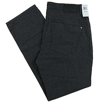 Calvin Klein Jeans Men's Herringbone 5 Pocket Slim Straight Pant