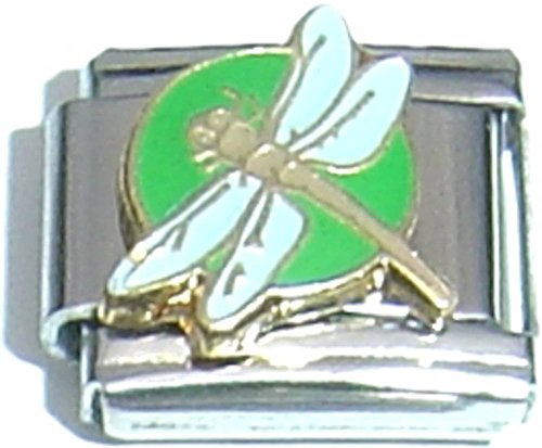 Dragonfly Italian Charm Dragonfly Italian Charm Bracelet