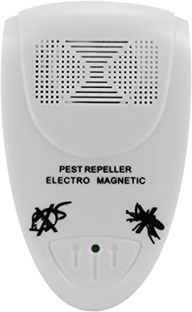 Xcsource Elektronisch Ultraschall Ungeziefer Abwehr Vertreibt Nager Insekten Moskitors Mause Spinnen Kafer Ratten Motten Fledermause Und Mehr Hs360 Amazon De Kuche Haushalt