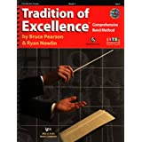 W61F - Tradition of Excellence Book 1 Conductor Score Book/DVD