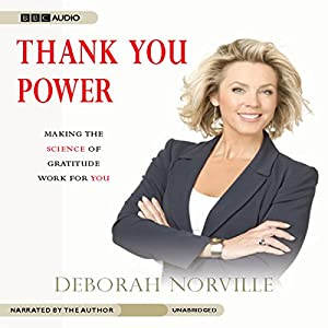 Thank You Power Audiobook