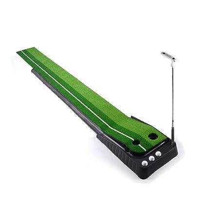Nueva Mejora de Golf en Interiores Putting Mat Práctica ...