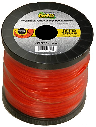 - Grass Gator Z9095P Twisted Trimmer Line 0.095