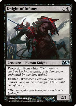 Magic: the Gathering - Knight of Infamy - Magic 2013