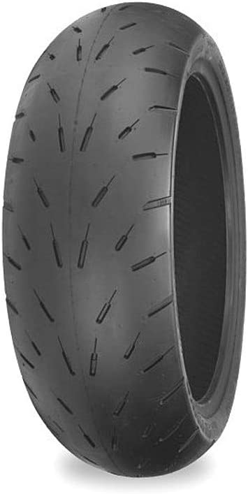 Shinko 87-4651 Tire 003 Hook-Up Drag Rear 190/50Zr17 73W Radial