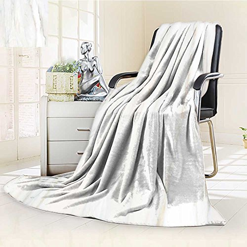 Homesonne Luminous Microfiber Throw Blanket marble texture gentle white cream stone background high resolution Glow In The Dark Constellation Blanket, Soft And Durable Polyester(60