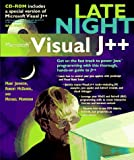 Late Night Microsoft Visual J++, Johnson, Marc and McDaniel, Robert, 1562764527