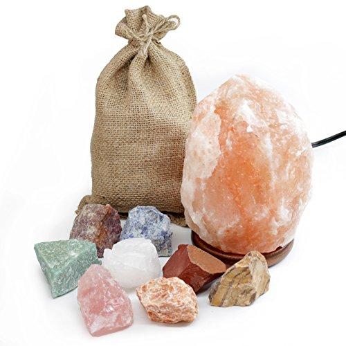 quartz crystal lamp - 8
