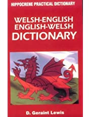 Welsh English English Welsh Pratical Dictionary