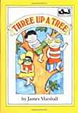 Three up a Tree, Joseph R. Strayer and James Marshall, 0803703295