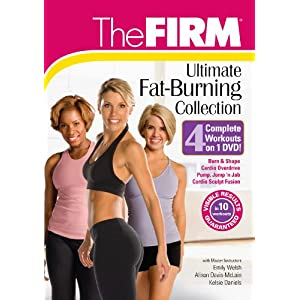 The Firm: Ultimate Fat-Burning Collection (2009)
