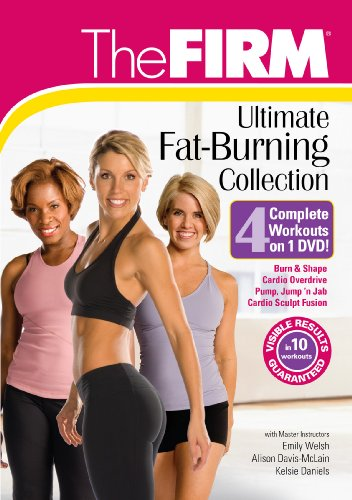 Firm Ultimate Fat Burning Collection