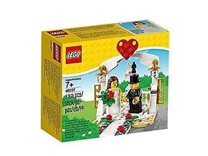 LEGO Wedding Favor Set 2018 (40197) 132 Piece Set