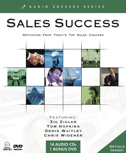 Sales Success - The Techniques of Effective Sales, from Connecting to Closing! (Audio Success Series) by Topics Entertainment