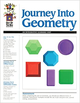 Journey into Geometry (Integrative Learning Unit): Amazon ...