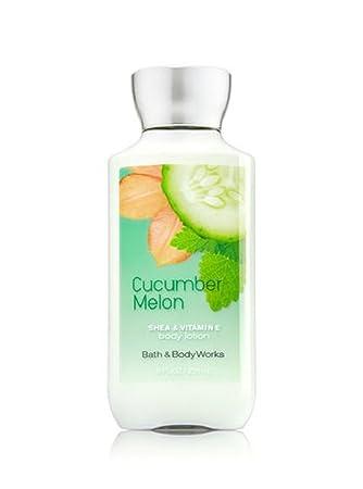 Bath & Body Works Shea & Vitamin E Lotion Cucumber Melon 8 Oz by Bath & Body Works