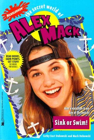 Sink Or Swim The Secret World Of Alex Mack 29  Alex Mack