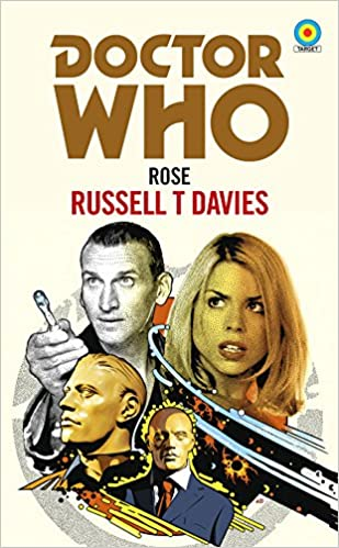 Image result for doctor who rose book