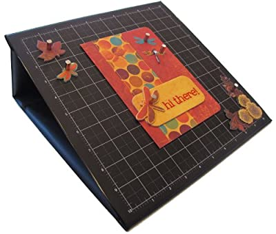 SCRAP' N EASEL-ETTE Magnetic Portable Scrapbook Layout Ergonomic Work Surface